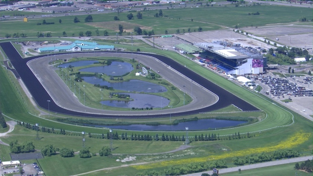 Woodbine Racetrack Hours