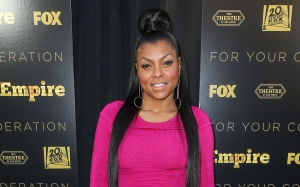 """FILE - In this Thursday, March 12, 2015 file photo, Taraji P. Henson attends the LA Academy Screening of """"Empire"""" at the Theater at the Ace Hotel, in Los Angeles. Henson has apologized to a Southern California police department that she accused of racially profiling her son. Henson posted a statement on Instagram Friday afternoon, March 27, 2015, hours after the Glendale Police Department released video of a traffic stop of the actress' son that showed the officer respectfully dealing with the 20-year-old. (Photo by Paul A. Hebert/Invision/AP, File)"""