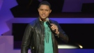"""Screen grab from """"Trevor Noah: It's My Culture - Service with a Smile"""" (YouTube)"""