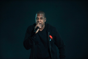 In this Sept. 27, 2014 file photo, Jay Z performs at the 3rd Global Citizen Festival at Central Park in New York. (Photo by Brad Barket/Invision/AP)