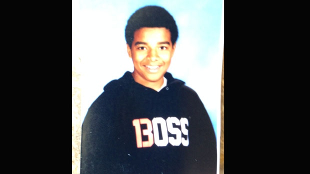 Marc Wabafiyebazu, 15, is pictured here in this undated photo.