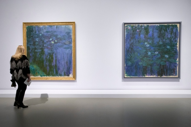 Six Monet paintings to be auctioned in NYC in May