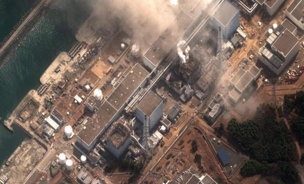 Fukushima Dai-ichi radiation Vancouver