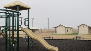 A playground is pictured in this file photo. (AP Photo/Will Weissert)