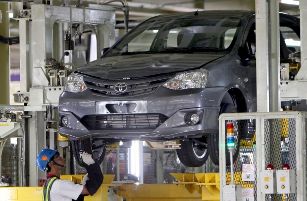 Toyota Will Stop Producing The Corolla At Cambridge Plant