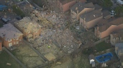Fatal home explosion