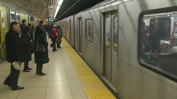 ttc fare hike early sunday subway start to take effect. Black Bedroom Furniture Sets. Home Design Ideas