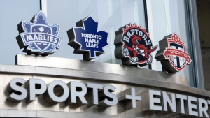 The MLSE logo is shown.