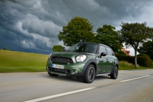 The 2015 Mini Countryman S All4. PRESS.BMWGROUP.COM.
