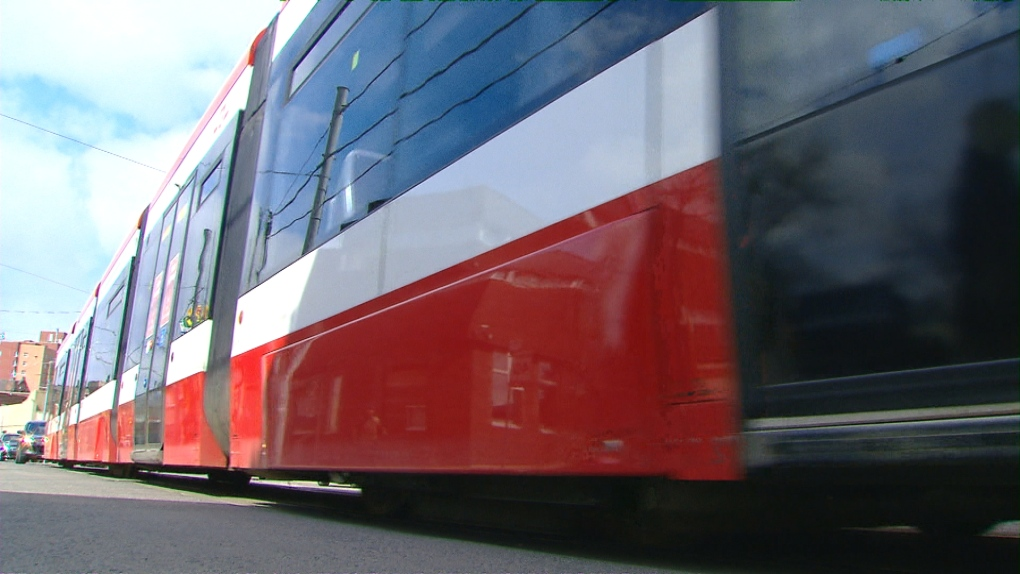 Delays on all streetcar lines due to power outage affecting Leslie Barns yard