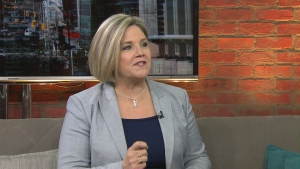 Ontario NDP Leader Andrea Horwath is pictured in this file photo.