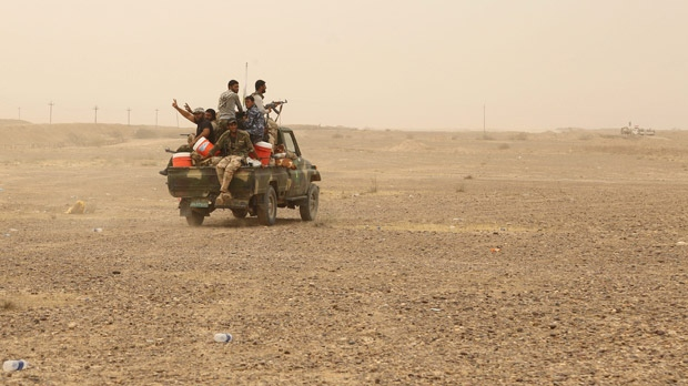 IS militants cutting water flow to government-held areas in Iraq