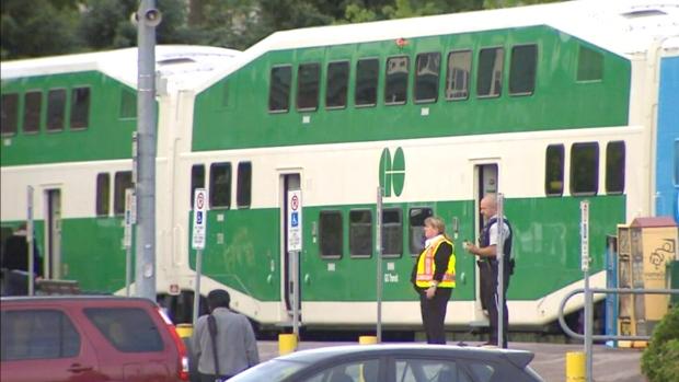 GO Transit delays