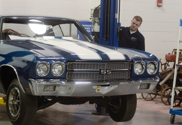College Degree For Classic Car Restoration