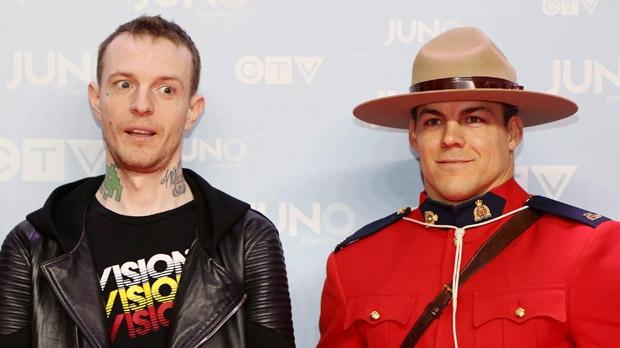 DJ Deadmau5, singer Jann Arden to judge Tim Hortons doughnut contest - CP24 Toronto's Breaking News