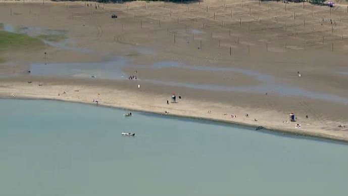 More than half of Toronto's beaches unsafe for swimming