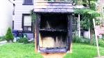Little burnt library