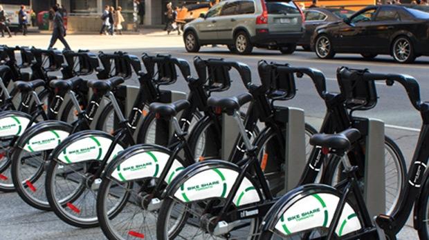 Bike Share Toronto