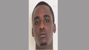 Mohamed Ibrahim Sail is pictured in this police handout photo.