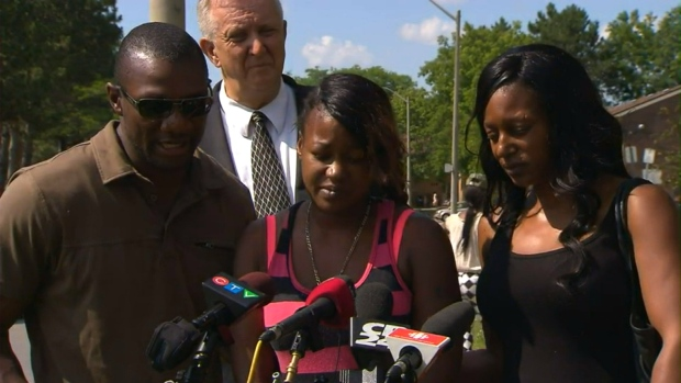 Mother of teen girl killed in Rexdale shooting incident