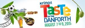Taste of the Danforth 2015
