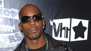 In this Sept. 23, 2009, file photo, DMX arrives at the 2009 VH1 Hip Hop Honors at the Brooklyn Academy of Music, in New York. (AP Photo/Peter Kramer)