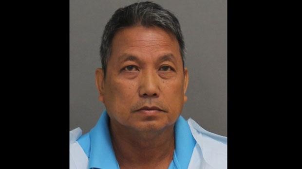 suspect  Danilo Alcala