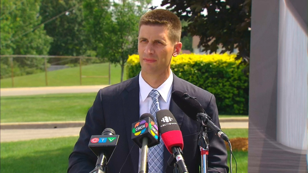 Police provide update on city's latest homicide   CP24 com