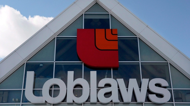 A Loblaws store is seen in this file photo . THE CANADIAN PRESS/Ryan Remiorz