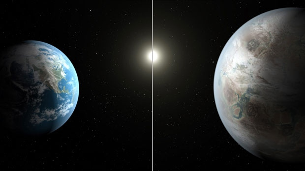 planet found similar to earth - photo #9