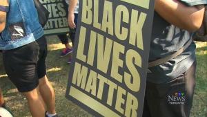 Black Lives Matter campaign