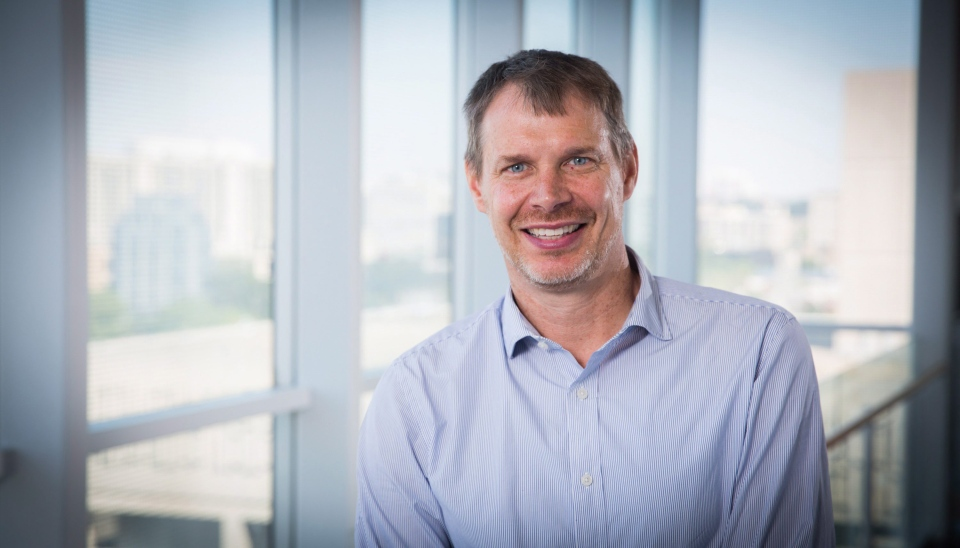 Peter Zandstra, professor in the Institute of Biomaterials and Biomedical Engineering at the University of Toronto, is shown in a handout photo. (The Canadian Press/HO-University of Toronto-James Poremba)