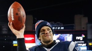 "Tom Brady took the fight over his ""Deflategate"" suspension to social media and federal court on Wednesday, and New England Patriots owner Robert Kraft backed the three-time Super Bowl MVP, saying ""I was wrong to put my faith in the league."""