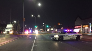 Police investigating after pedestrian struck and killed in Mississauga