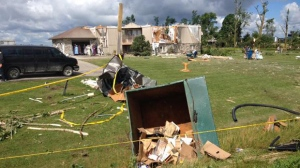 Tornado touched down in central Ontario hamlet of Teviotdale: Environment C...