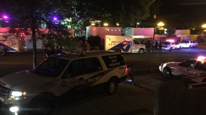 Two dead, three wounded after mass shooting in and around Muzik nightclub