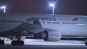 SkyGreece flights