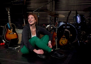Canadian singer/songwriter Kathleen Edwards is pictured at a Toronto rehearsal studio on Tuesday January 12, 2012.THE CANADIAN PRESS/Chris Young.