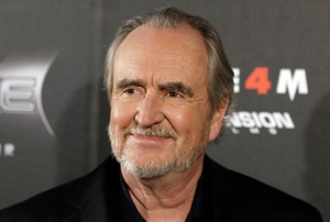 "Director Wes Craven arrives at the premiere of ""Scream 4"" in Los Angeles on Monday, April 11, 2011. ""Scream 4"" opens in theaters April 15. (AP /Matt Sayles)"