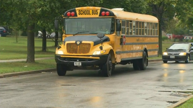 school bus driver wages ontario