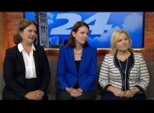 Candidates panel