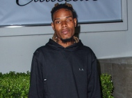In this July 14, 2015 file photo, Fetty Wap attends the BODY at ESPYs party in Los Angeles. (Paul A. Hebert / Invision / AP Photo)