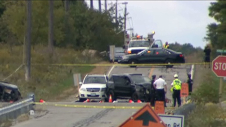 Four dead, including three children, after Vaughan collision | CP24 com