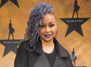 """FILE - In this Aug. 6, 2015 file photo, Raven-Symone attends the Broadway opening night of """"Hamilton"""" at the Richard Rodgers Theatre in New York. Raven-Symone, a panelist on ABC's daytime chat show """"The View"""" apologized for her part in a discussion last Thursday about a study on people who make racial assumptions based on names. She said she discriminated against people when it came to names. She said her comment last week that she would not hire someone with an ethnic-sounding name was in """"poor taste."""" (Photo by Charles Sykes/Invision/AP, File)"""
