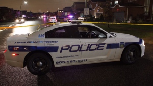 Two in custody after gunfire investigation in Mississauga