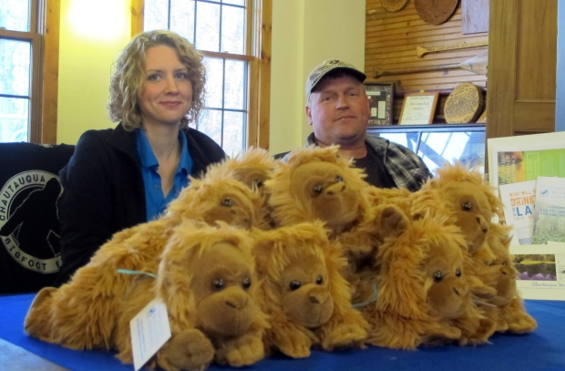 Bigfoot believers swap stories at annual U.S. retreat