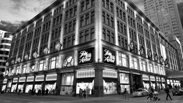 06ab8063158b9 Saks Fifth Avenue set to open 2 Toronto stores in February | CP24.com