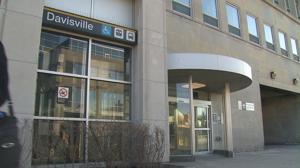 The TTC's headquarters is shown in this file photo. The building is one of 32 slated for closure as part of a plan to modernize the city's office spaces.
