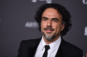 """In this Nov. 7, 2015 file photo, Alejandro Gonzalez Inarritu attends LACMA 2015 Art+Film Gala at LACMA in Los Angeles. Inarritu's film """"The Revenant"""" releases in U.S. theaters on Jan. 8, 2016. (Photo by Jordan Strauss/Invision/AP, File)"""