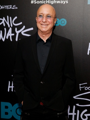 "In this Oct. 14, 2014 file photo, bandleader Paul Shaffer attends the premiere of HBO's ""Foo Fighters Sonic Highway"" in New York. (Andy Kropa/Invision/AP)"